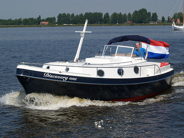 Leer nu varen in Friesland